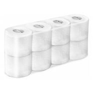 Бумага туалетная в рулонах 2-х слойная, 15 м Comfort eco