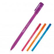 Ручка масляна Mellow, синя