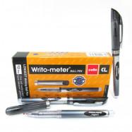 "CL-8048 Ручка масл. CL ""Writo-meter"" 10 км 0,5мм  черная"
