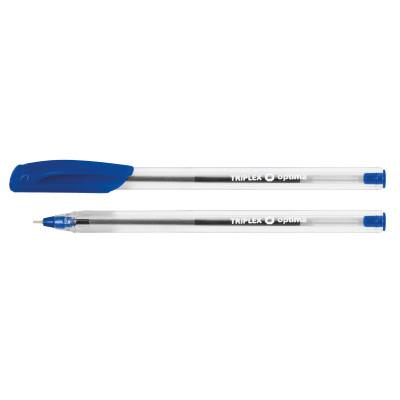 Ручка шариковая  OPTIMA TRIPLEX 0,7 мм, синяя