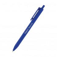 Ручка масляная автом. Reporter, синяя
