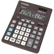 Калькулятор CITIZEN CDB1601-BK, 12-разрядный, размеры: 155 x 205 x 35 мм