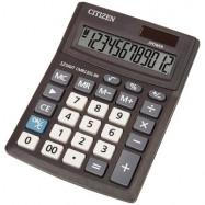 Калькулятор CITIZEN CMB1201-BK, 12-разрядный, размеры: 102 x 137 x 31 мм