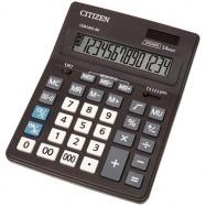 Калькулятор CITIZEN CDB1401-BK, 12-разрядный, размеры: 155 x 205 x 35 мм