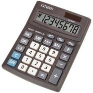 Калькулятор CITIZEN CMB801-BK, 8-разрядный, размеры: 102 x 137 x 31 мм