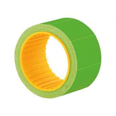 Етикетки-цінники 30х20 мм Economix, 200 шт/рул., зелені