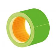 Этикетки-ценники 50х40 мм Economix, 100 шт/рул., зеленые