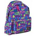 Рюкзак молодежный ST-17 Crazy DFF, 42*32*12