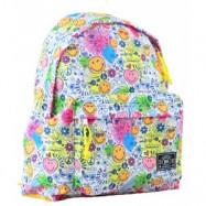 Рюкзак молодежный ST-17 Crazy smile, 42*32*12