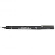 Лайнер uni PiN 0.4мм fine line, черный