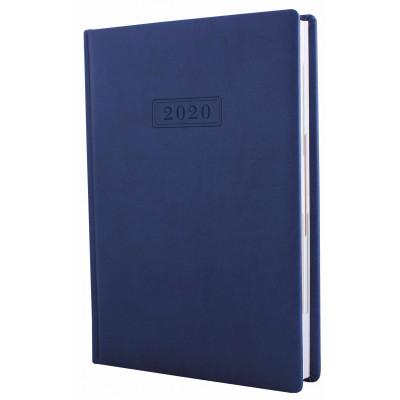 Ежедневник датированный, VIVELLA, темно-синий, А5