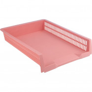 Лоток горизонтальный Pastelini, розовый