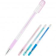 """Ручка гелев. Axent Student, """"пиши-стирай"""" синяя"""