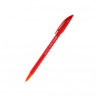 Ручка масляная Unimax Spectrum, красная