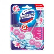 Доместос блок для очищения унитаза (5 шариков) 55г