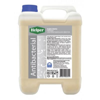 Мыло жидкое Антибактериальное  Премиум 4,95л