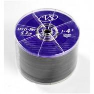 DVD-RW 4.7GB 4x Bulk/50