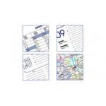 Ежедневник датированный 2020 BASE(Miradur), A5, 336 л, синий